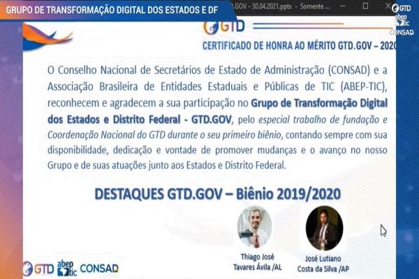 7a Reunião GTD.GOV